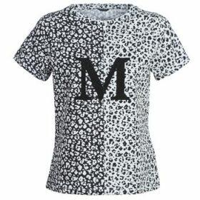 Marciano  RUNNING WILD  women's T shirt in Black