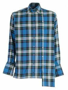 Rokh Checked Shirt