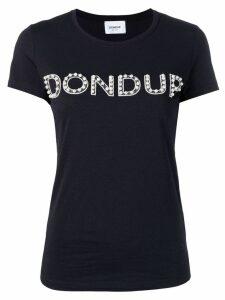 Dondup short sleeved T-shirt - Black