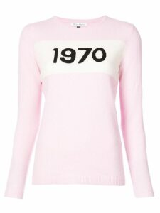 Bella Freud 1970 jumper - Pink