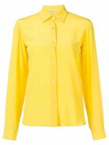 Blanca long sleeve shirt - Yellow
