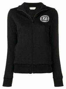 Fendi cotton jersey sweatshirt - Black