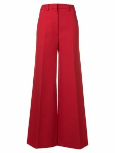 Victoria Beckham high-waist flared trousers