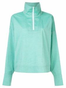 CAMILLA AND MARC Solene top - Green