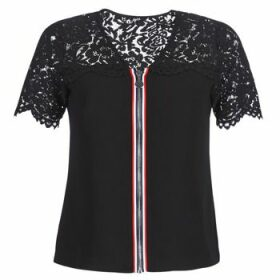 Morgan  OSALI  women's Blouse in Black