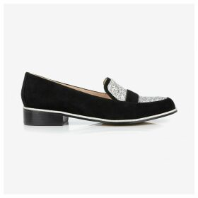 Echil Leather Loafers