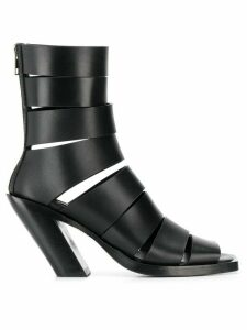 Ann Demeulemeester open-toe sandals - Black