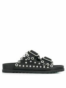 Ash Universe sandals - Black