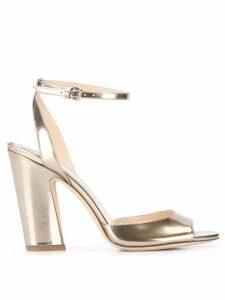 Jimmy Choo Miranda sandals - Gold