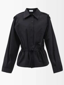 Adidas By Stella Mccartney - Essential Mesh Panel Performance Jacket - Womens - Blue