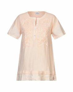 LFDL LA FABBRICA DEL LINO TOPWEAR T-shirts Women on YOOX.COM