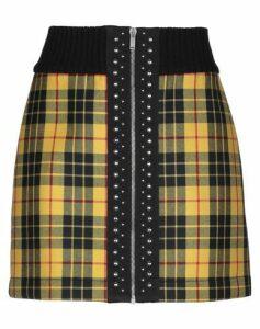 PALM ANGELS SKIRTS Mini skirts Women on YOOX.COM