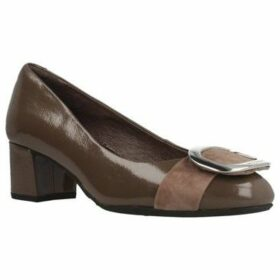 Stonefly  LESLIE 1 NAPLACK  women's Shoes (Pumps / Ballerinas) in Brown