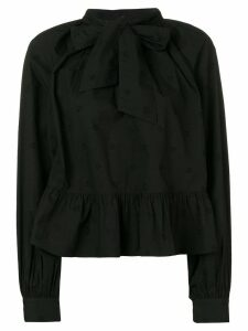 Ulla Johnson Queenie blouse - Black