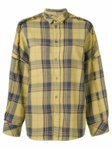 IRO Julos shirt - Yellow