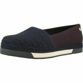 Tommy Hilfiger  YORK 1S  women's Slip-ons (Shoes) in Blue