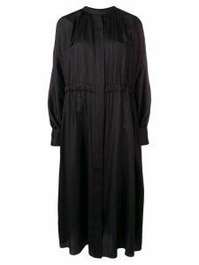 Joseph loose pleated dress - Black