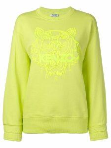 Kenzo Tiger logo sweatshirt - Yellow