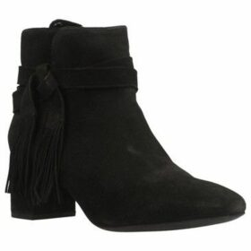 Geox  D AUDALIES MID  women's Low Ankle Boots in Black
