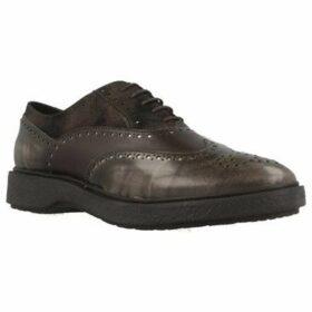 Geox  D PRESTYN  women's Smart / Formal Shoes in Brown