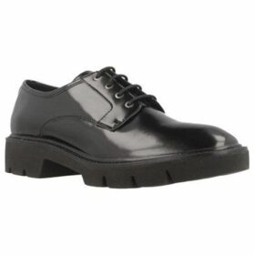 Geox  D QUINLYNN  women's Casual Shoes in Black