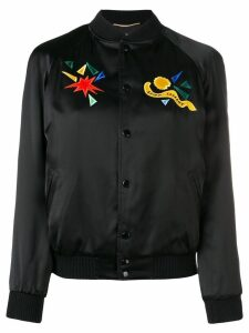 Saint Laurent Teddy jacket - Black