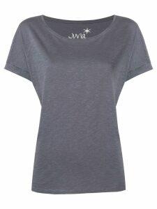 Juvia round neck T-shirt - Blue