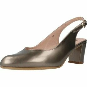 Piesanto  1229  women's Court Shoes in Gold