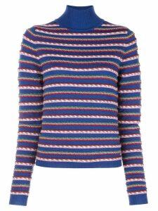 Rosie Assoulin striped sweater - Multicolour
