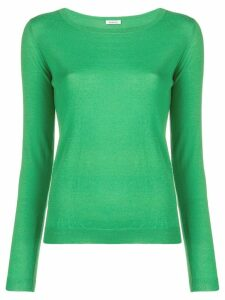 P.A.R.O.S.H. fine knit sweater - Green