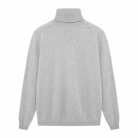 Pig, Chicken & Cow - Cashmere Silk White Horse Scarf