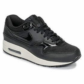 Nike  AIR MAX 1 W  women's Shoes (Trainers) in Black