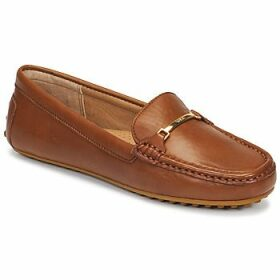 Lauren Ralph Lauren  BRIONY  women's Loafers / Casual Shoes in Brown