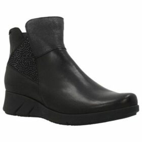 Mephisto  MARYLENE  women's Low Ankle Boots in Black