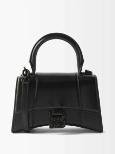 Roksanda - Seya Balloon-sleeve Satin Blouse - Womens - Grey Multi
