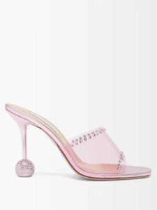 Joseph - Rita Gathered Voile Blouse - Womens - Blue