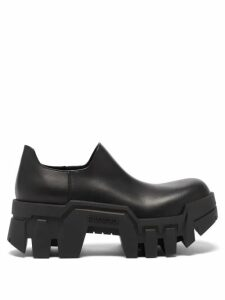 Adidas By Stella Mccartney - Essentials Cotton-blend Jersey Hooded Sweatshirt - Womens - Grey