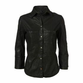 Munderingskompagniet - MDK Kirsty Leather Shirt