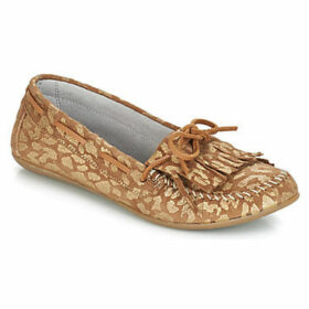 Ippon Vintage  MOC ARTY  women's Loafers / Casual Shoes in Brown