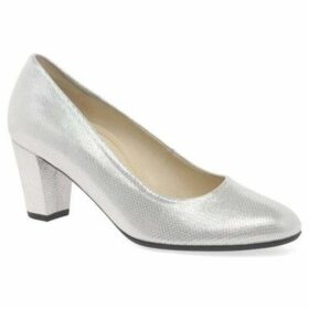 Gabor  Ruthin Womens Dress Court Shoes  women's Court Shoes in Silver