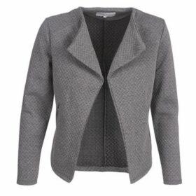 Vila  VINAJA  women's Jacket in Grey