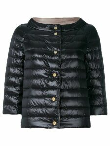 Herno reversible padded jacket - Black