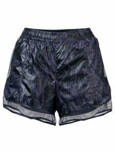 Adidas By Stella Mccartney elasticated shorts - Grey