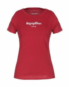 REFRIGIWEAR TOPWEAR T-shirts Women on YOOX.COM