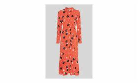 Confetti Floral Shirt Dress