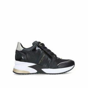 Kurt Geiger London Lana - Black Chunky Trainers