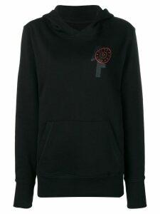 A.F.Vandevorst Always Forever hoodie - Black