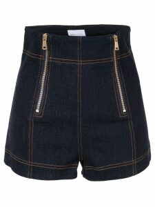 Alice Mccall Bloomsbury shorts - Blue