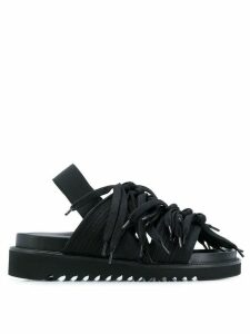 Ports 1961 laces sandals - Black