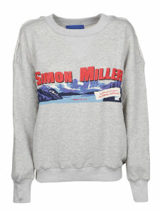 Simon Miller Mountain Print Sweatshirt